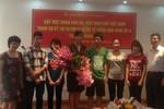 Đội dự thi Olympic Tiếng Nga gặt huy chương