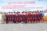 Trường tiểu học Ngôi Sao tổ chức lễ tuyên dương 180 học sinh