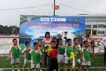 Đội tuyển U7 Trường Ngôi Sao Hà Nội vô địch Lê Quý Đôn Cup 2013