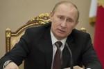 Tổng thống Putin đề nghị thay đổi Hiến pháp