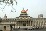 """Trung Quốc: 4 tòa nhà trụ sở """"sao"""" mô hình tòa nhà Quốc hội Mỹ"""