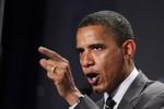 Obama: Assad không được dùng vũ khí hóa học chống lại quân nổi dậy