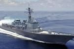Hàn Quốc phái tàu khu trục mò xác tên lửa Bắc Triều Tiên