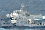 Địa phương chủ quản Senkaku ra nghị quyết phản đối máy bay TQ xâm nhập
