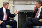 Ông Obama khen hết lời ứng viên Ngoại trưởng Mỹ John Kerry