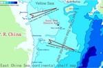 """Yonhap: Tuyên bố về thềm lục địa Trung Quốc """"gặm"""" tới VKTĐQ Hàn Quốc"""