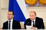 Putin ký lệnh cấm người Mỹ nhận trẻ em Nga làm con nuôi