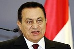 Ai Cập ra lệnh cấm đi lại đối với ông Mubarak và các trợ lý