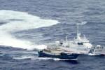 Nhật Bản bắt 1 thuyền trưởng Trung Quốc xâm nhập lãnh hải trộm san hô