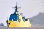 Trung Quốc biên chế thêm 1 tàu khu trục mới cho hạm đội Đông Hải