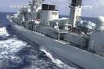 Tàu chiến, máy bay Trung Quốc diễn tập ứng cứu khẩn cấp trên Biển Đông
