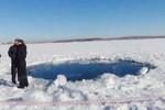 Công suất vụ nổ thiên thạch trên bầu trời Urals khoảng 500 kiloton