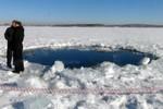 Nhiều trang web ở Nga rao bán mảnh rơi thiên thạch với giá 10 ngàn USD