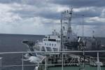 Cục Hải dương TQ: Tàu CSB Nhật Bản tạt đầu Hải giám, chỉ cách 5 mét
