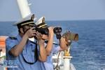 Video: Hoạt động trái phép của Hải giám TQ ở nhóm Lưỡi Liềm, Hoàng Sa