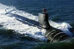 Mỹ điều tàu ngầm hạt nhân tấn công Cheyenne ra tập trận cùng Hàn Quốc