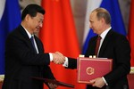 Nga - Trung ký thỏa thuận hợp tác quân sự lớn nhất trong 10 năm qua