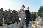 Hàn Quốc tập trận kỷ niệm 3 năm vụ Triều Tiên bắn chìm tàu Cheonan