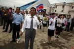 """Triều Tiên """"hứa"""" với khách du lịch Trung Quốc: Sẽ không có chiến tranh"""