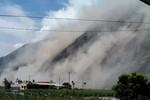 Đài Loan rung chuyển vì động đất, núi lở