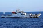 Trung Quốc lặng lẽ điều thêm 1 tàu Hải giám tới rình rập ở Bãi Cỏ Mây