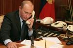 Putin gọi điện cho Tập Cận Bình