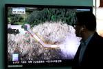 Bắc Triều Tiên lại đào đường hầm mới tại bãi thử hạt nhân