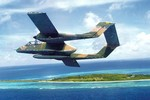Máy bay quân sự Philippines rơi xuống biển, 2 phi công mất tích