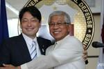 Nhật Bản hoàn toàn ủng hộ nỗ lực của Philippines ở Biển Đông