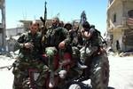 Bị quân Assad vây khốn tại Homs, phiến quân Syria cầu viện khẩn cấp