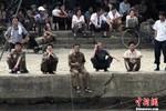 Ảnh: Cuộc sống thường nhật của dân Bắc Triều Tiên giáp biên Trung Quốc