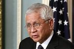 Philippines: Đưa tranh chấp Biển Đông ra trọng tài không mâu thuẫn COC