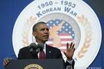 Obama: Chiến tranh Triều Tiên, chiến thắng thuộc về Mỹ - Hàn Quốc