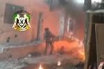 Video: Giao tranh ác liệt ở ngoại ô Damascus, Syria