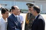 Chủ tịch Quốc hội Bắc Triều Tiên đi Iran dự lễ nhậm chức Tổng thống