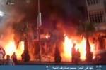 Video: Đánh bom xe tại thủ đô Syria, trung tâm đầu não của phe Assad