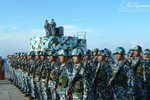 Hoàn Cầu thừa nhận hải quân Trung Quốc phong tỏa phi pháp Biển Đông?