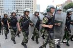 Trung Quốc lập tổ chống khủng bố cấp nhà nước, khủng bố ló đầu là đánh