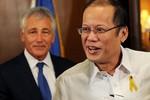 Chuck Hagel: Mỹ không tìm kiếm các căn cứ quân sự tại Philippines