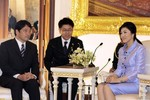 Bộ trưởng Quốc phòng Nhật trao đổi với Thủ tướng Thái Lan về Biển Đông