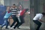 Video: Thanh niên Palestine lấy gạch đá giao tranh với cảnh sát Israel