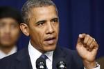 Hoàn Cầu: Obama nói không thể dựa vào lịch sử giải quyết TT Biển Đông