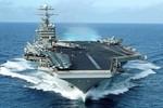 Mỹ điều tàu sân bay USS George Washington đến Hàn Quốc tập trận