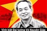 Đại tướng Võ Nguyên Giáp, nhân vật biểu tượng của Việt Nam và thế giới