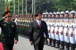 Yomiuri: Thăm Cam Ranh, Bộ trưởng QP Nhật nói 2 nước cùng hoàn cảnh