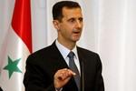Bashar al-Assad: Phương Tây và Ả Rập phải ngừng hỗ trợ phiến quân