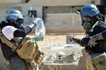 OPCW: Syria đã phá hủy tất cả các cơ sở sản xuất vũ khí hóa học