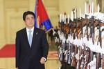 Nhật Bản và Lào tăng cường hợp tác kinh tế, an ninh
