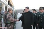 Tập Cận Bình chỉ thị huấn luyện QS, tăng cường năng lực chiến tranh