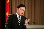 """Tần Cương: Thủ tướng Nhật """"đạo đức giả"""" sẽ không có cơ hội thăm TQ"""